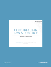 Construction Law & Practice