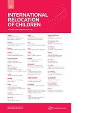 International Relocation of Children