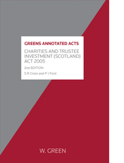 Charities and Trustee Investment (Scotland) Act 2005