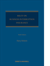 Riley on Business Interruption Insurance