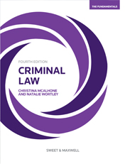 Criminal Law - The Fundamentals