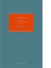 Unitary Patent and the Unified Patent Court, The