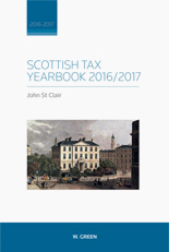 Scottish Tax Yearbook 2016/2017