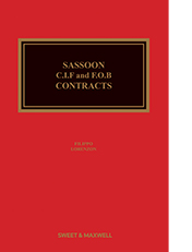 Sassoon: CIF and FOB Contracts