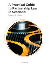 Practical Guide to Partnership Law in Scotland, A