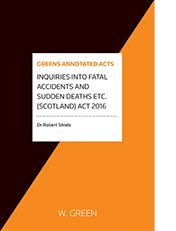 Inquiries into Fatal Accidents and Sudden Deaths etc. (Scotland) Act 2016