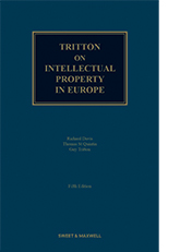 Tritton on Intellectual Property in Europe