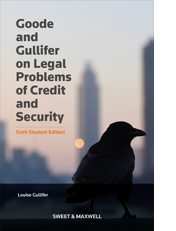 Goode on Legal Problems of Credit and Security