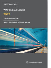 Winfield and Jolowicz on Tort