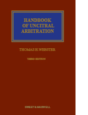 Handbook of UNCITRAL Arbitration