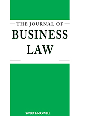 Journal of Business Law