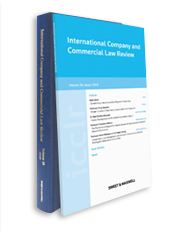 International Company and Commercial Law Review