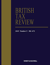 British Tax Review