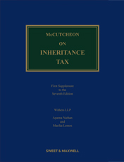 McCutcheon on Inheritance Tax