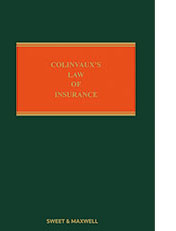 Colinvaux's Law of Insurance