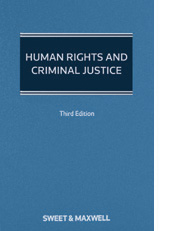 Human Rights and Criminal Justice