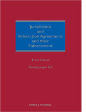 Jurisdiction and Arbitration Agreements and their Enforcement