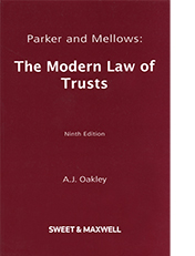 Parker and Mellows: The Modern Law of Trusts