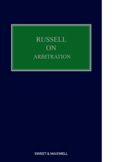 Russell on Arbitration