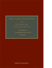Williams, Mortimer & Sunnucks - Executors, Administrators and Probate