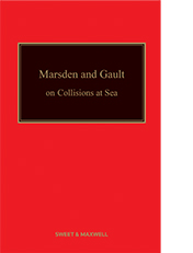 Marsden and Gault: Collisions at Sea