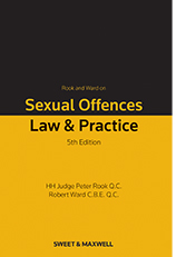 Rook and Ward on Sexual Offences