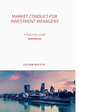 Market Conduct for Investment Managers