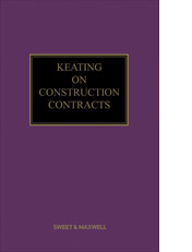 Keating on Construction Contracts