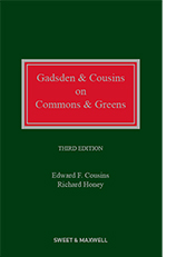 Gadsden and Cousins on Commons and Greens