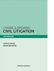 O'Hare & Browne: Civil Litigation