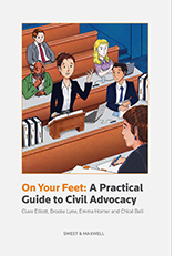 On Your Feet: A Practical Guide to Civil Advocacy