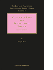 Conflict of Laws in International Finance