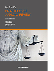 De Smiths Principles of Judicial Review