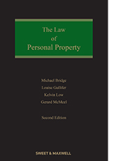 Law of Personal Property, The