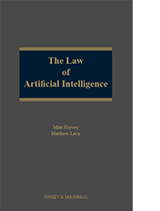 The Law of Artificial Intelligence