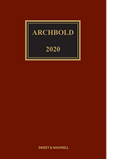 Archbold: Criminal Pleading, Evidence and Practice 2020