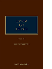 Lewin on Trusts