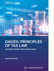 Davies: Principles of Tax Law
