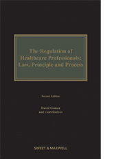 Regulation of Healthcare Professionals, The