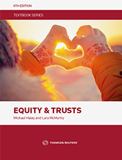 Haley & McMurtry: Equity & Trusts