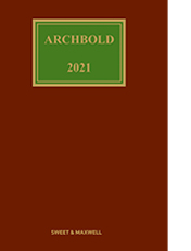 Archbold: Criminal Pleading, Evidence and Practice 2021