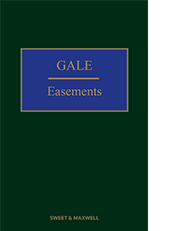Gale on Easements