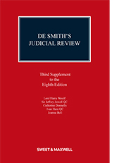 De Smith's Judicial Review