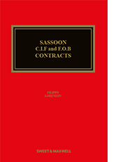 Sassoon on CIF and FOB Contracts