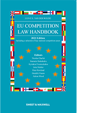 EU Competition Law Handbook