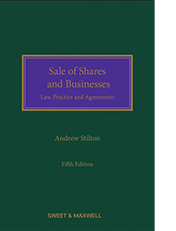 Sale of Shares and Businesses Law, Practice and Agreements