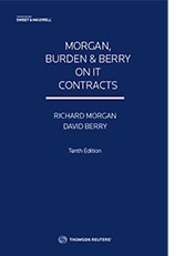 Morgan, Burden and Berry on IT Contracts