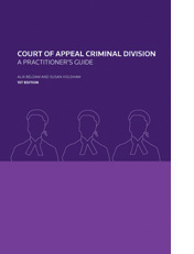 Court of Appeal Criminal Division