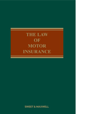 Law of Motor Insurance, The