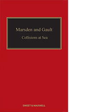 Marsden and Gault on Collisions at Sea